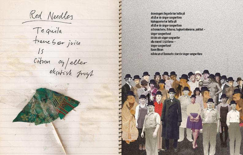 Natatlas, Lars Emil Foder, L.E.F. & De Langsomme Lyn, red needles
