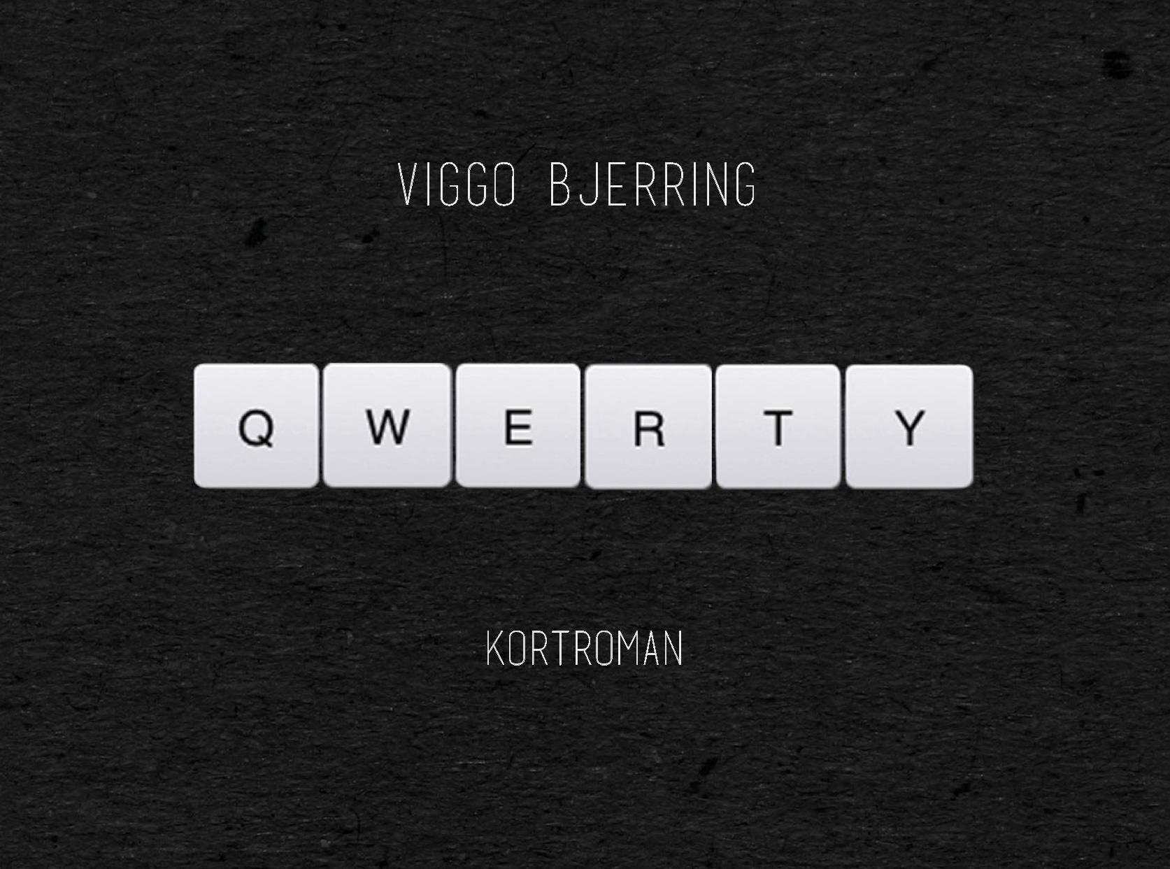 release for qwerty, Viggo Bjerring, qwerty