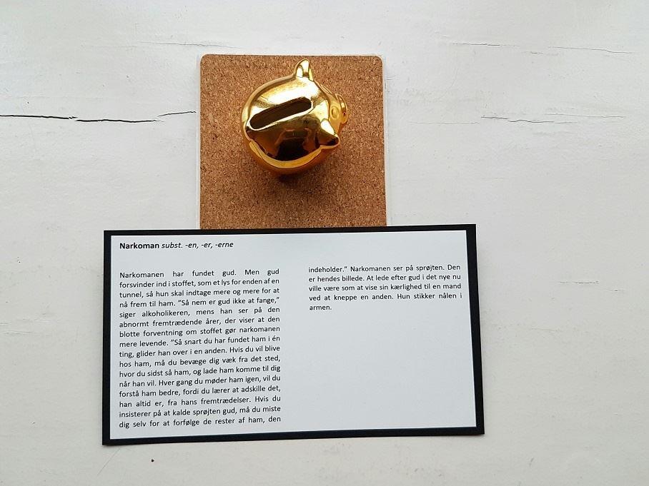 Cecilie Lolk Hjort, Sputnik 2, Noahs ark, poetisk leksikon, wunderkammer, udstilling