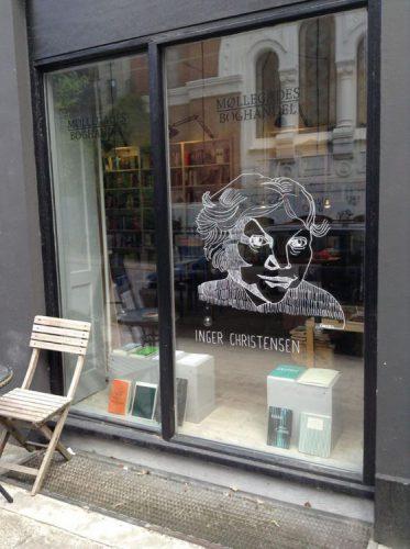 møllegades boghandel, forlagsmandag