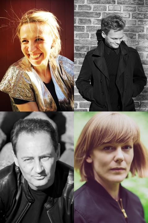 Godsbanen, Aarhus, Christel Sunesen, Viggo Bjerring, Carsten Rene Nielsen, Cecilie Lolk Hjort