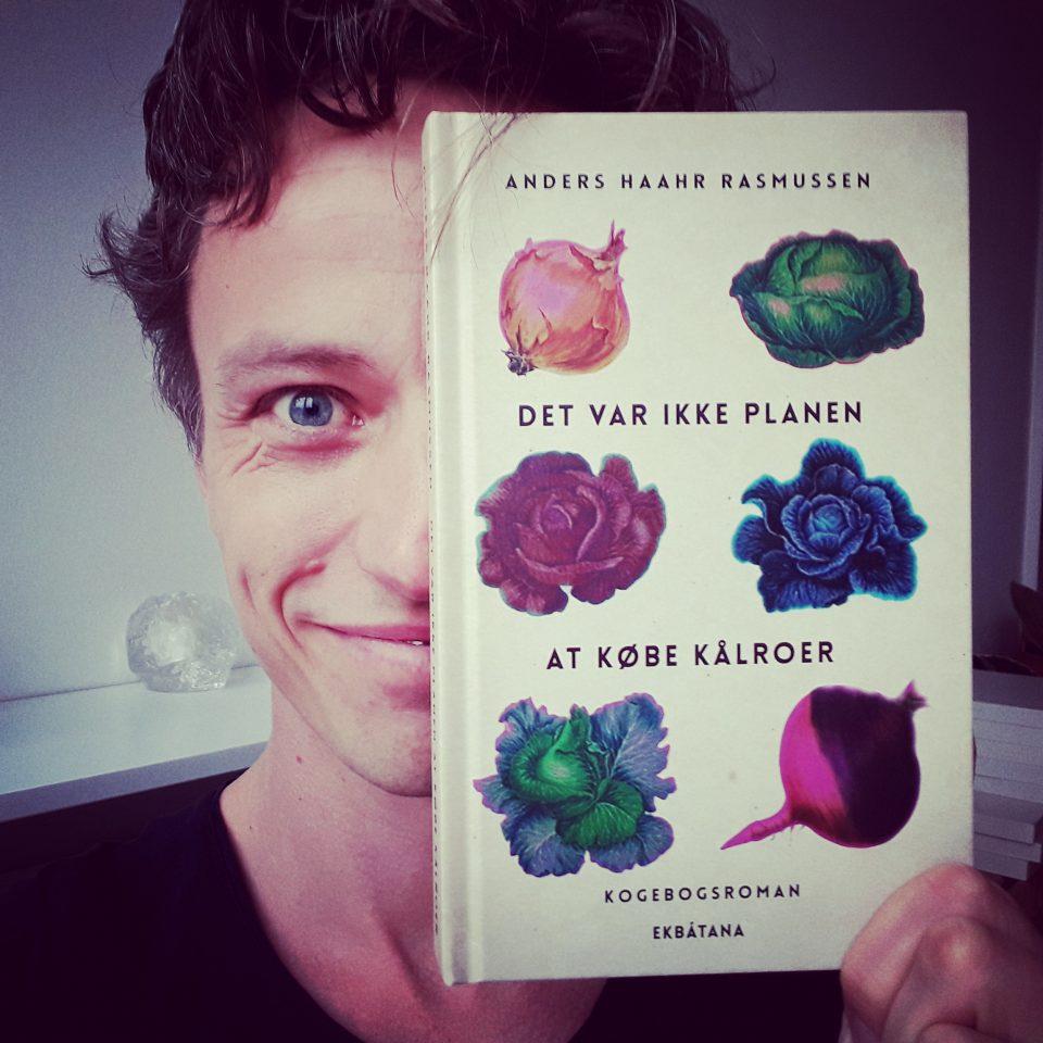 Kogebogsroman af Anders Haahr Rasmussen