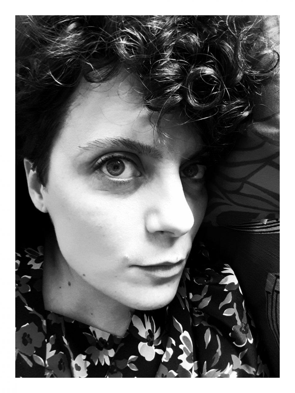 Portrætbillede af forfatter Ida Monrad Graunbøl