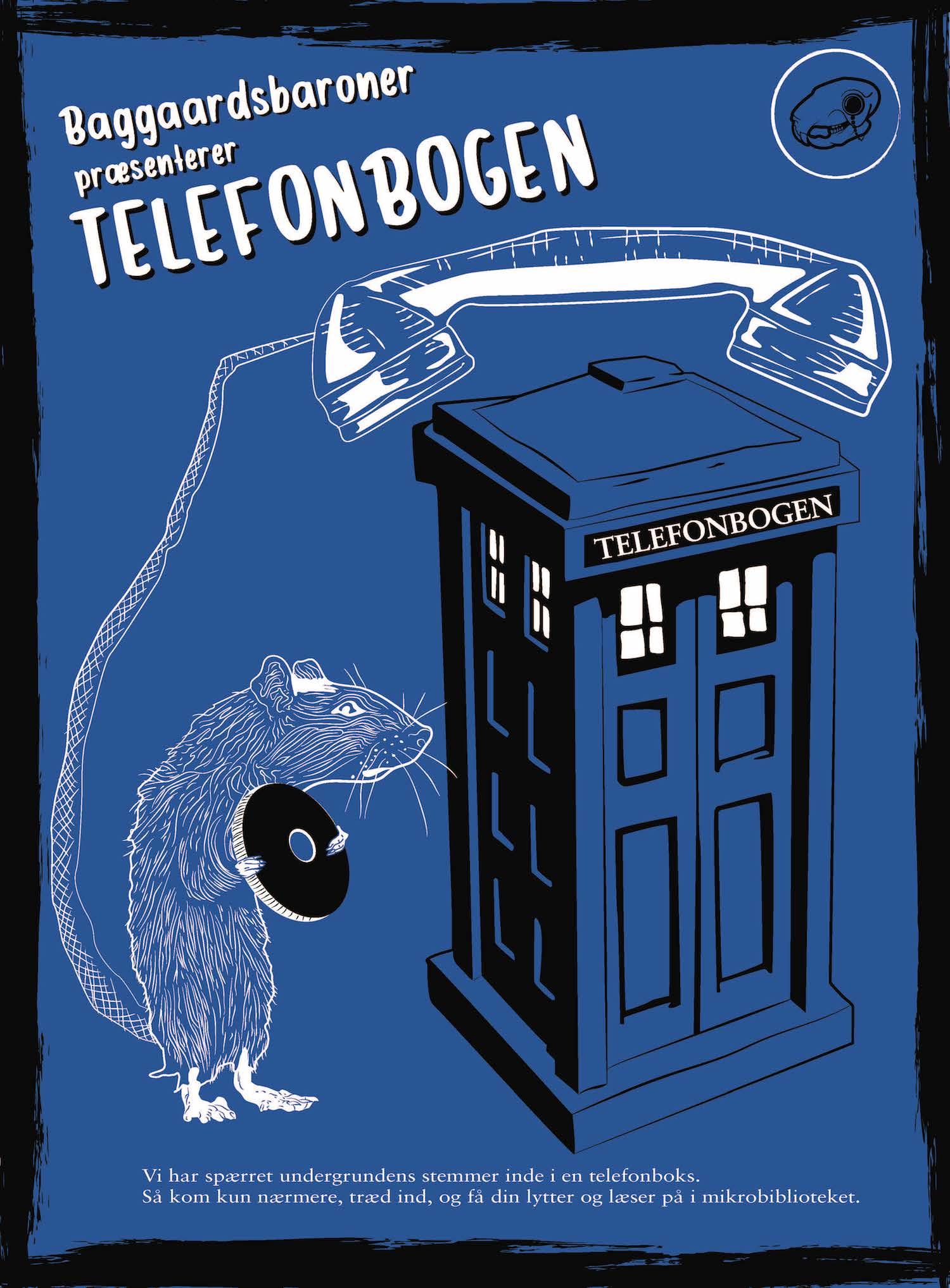Telefonboksen Telefonbogen