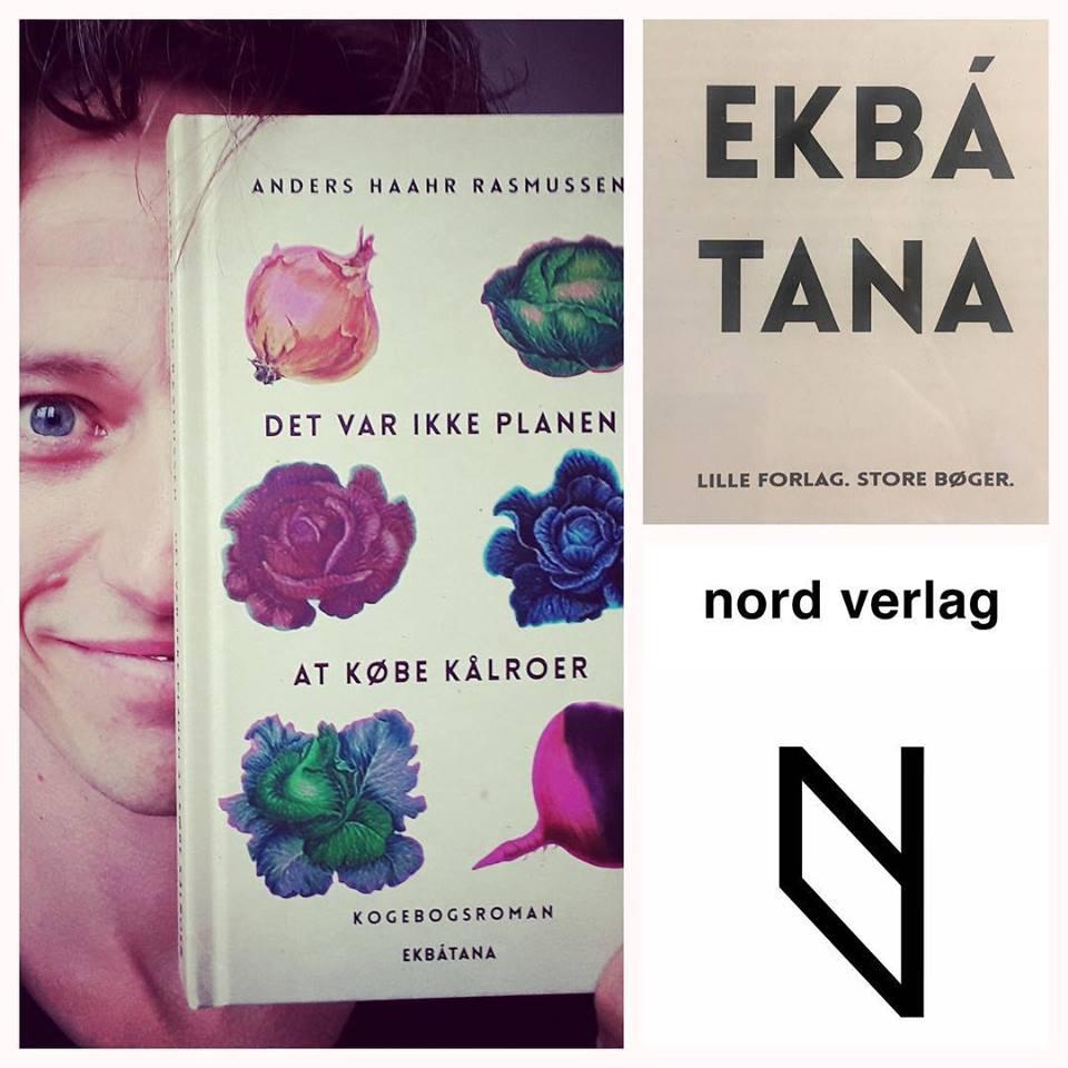 kogebogsroman, Det var ikke planen at købe kålroer, Anders Haahr Rasmussen, tysk oversættelse, Nord Verlag