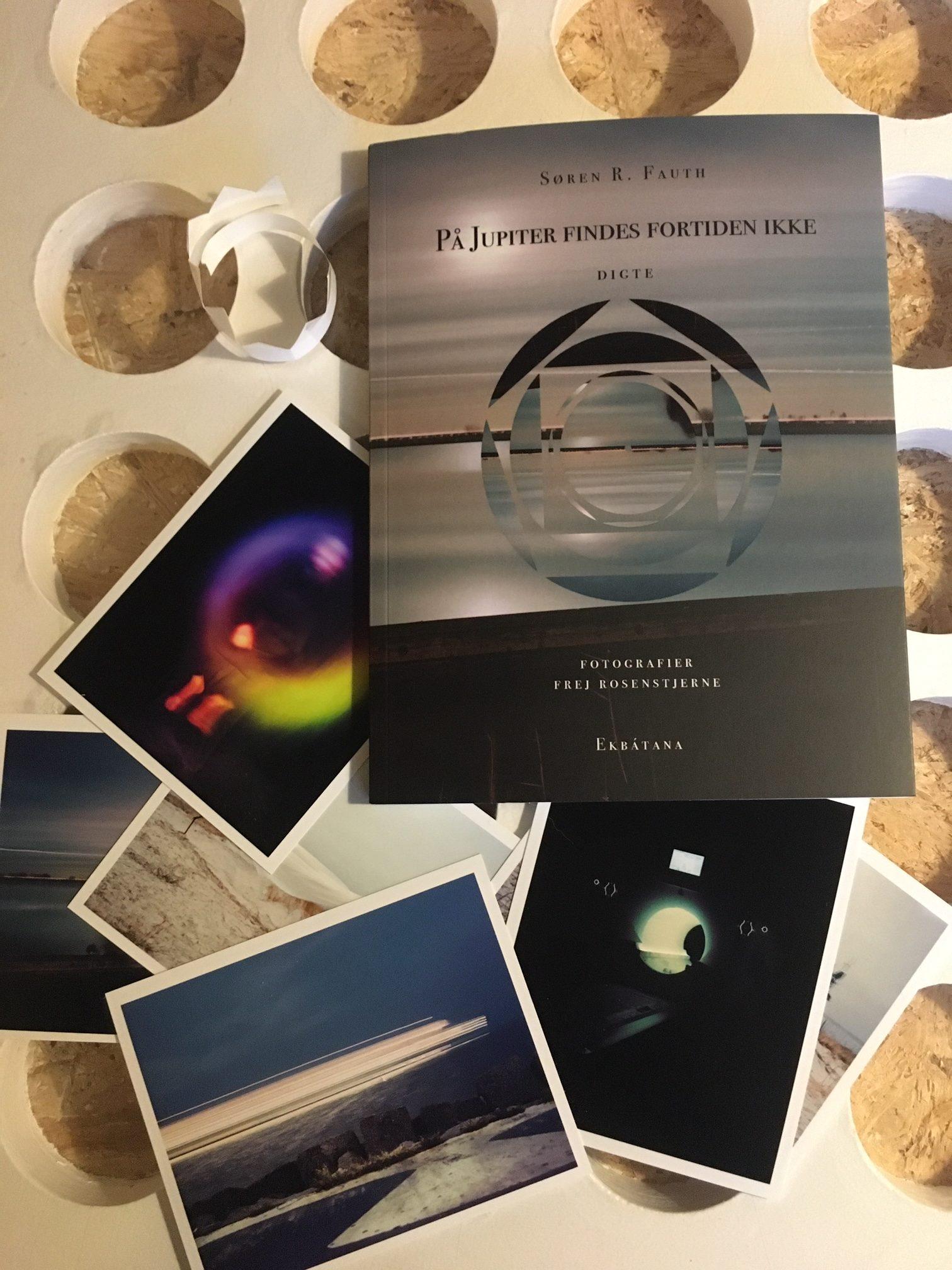 På Jupiter findes fortiden ikke, 2. oplag, Søren R. Fauth, Frej Rosenstjerne