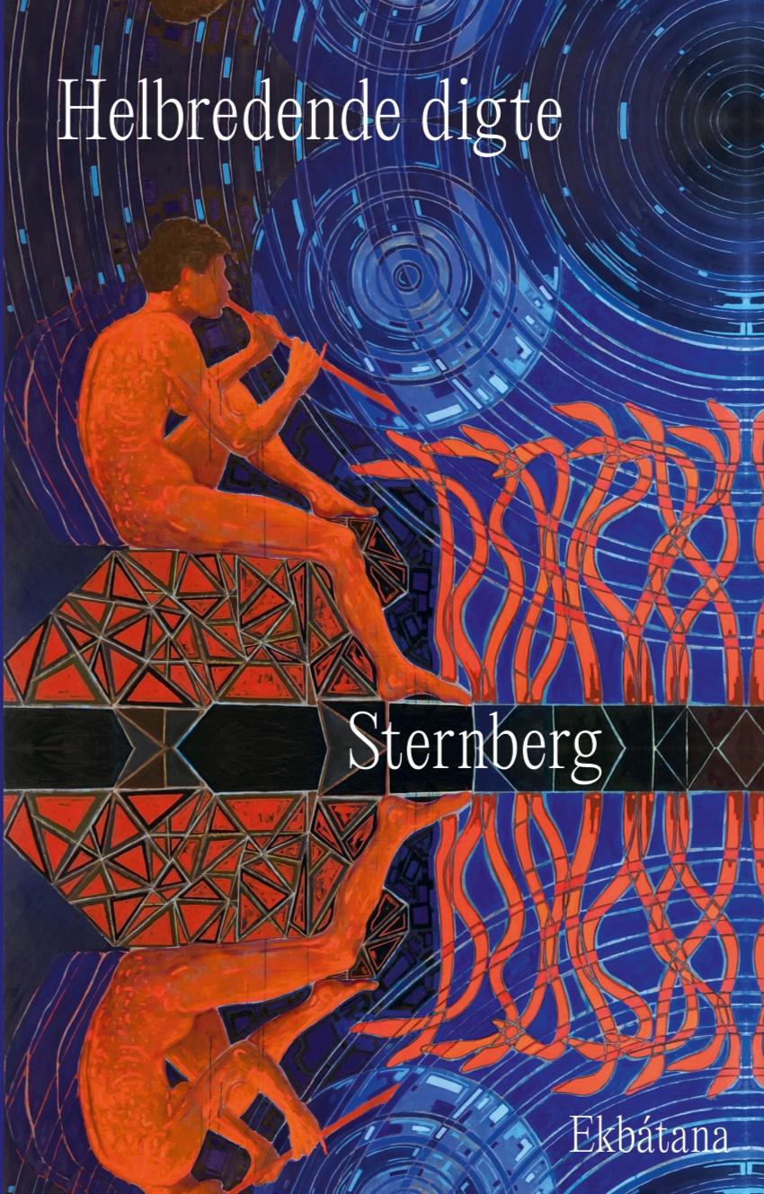 Helbredende digte, sternberg, forside